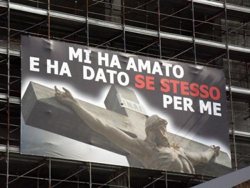 manifesti pubblicitari a Brescia