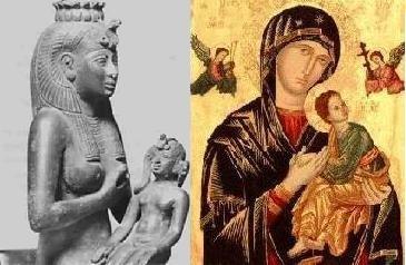 Iside e Maria