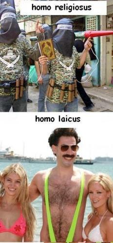 homo religiosus homo laicus