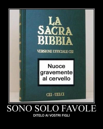 Bibbia demotivational