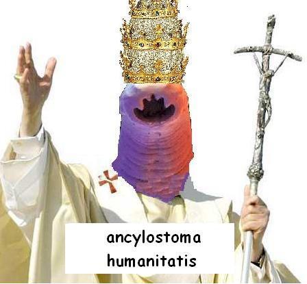 ancylostoma humanitatis