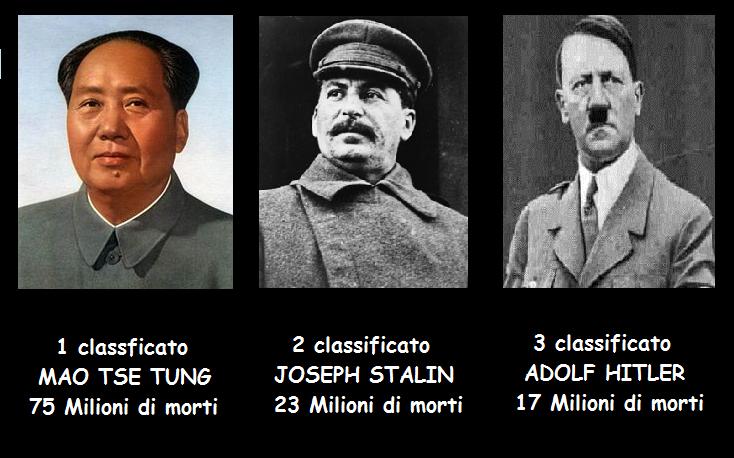 i grandi dittatori