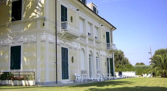 Villa Paradiso di Varazze