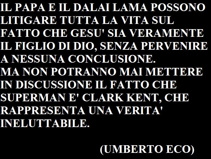 Superman di Umberto Eco
