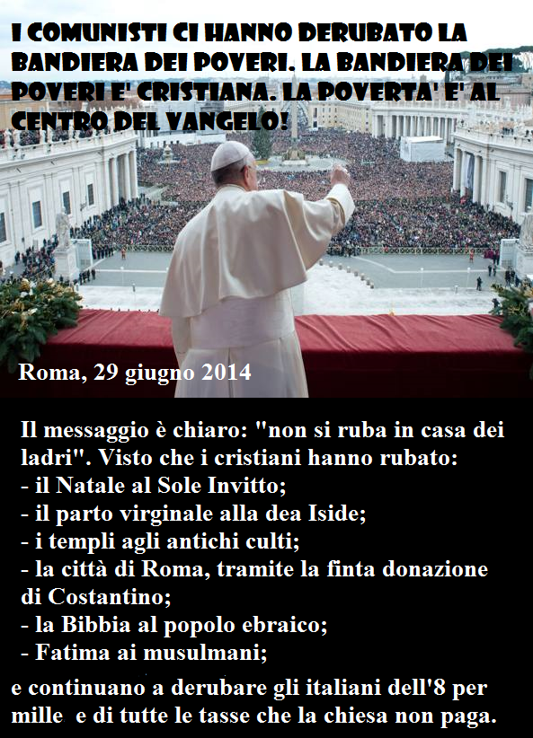 papa francesco 5