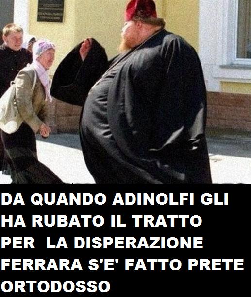 Ferrara prete ortodosso