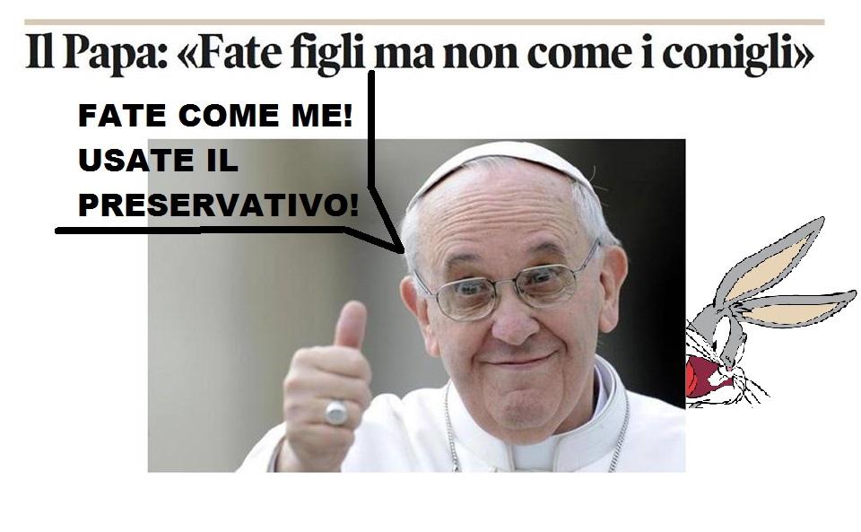 papa-bergoglio-e-i-conigli