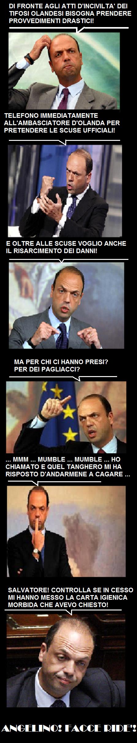 ALFANO E GLI HOOLIGANS