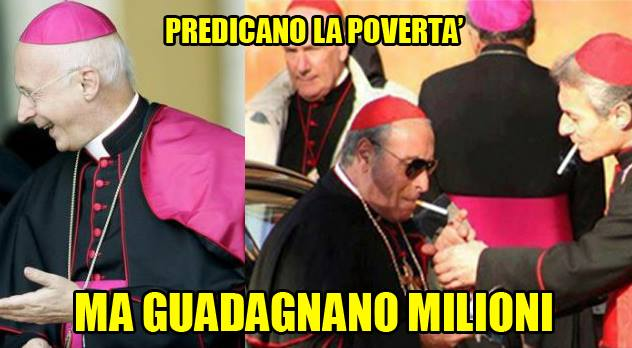 cardinali milionari