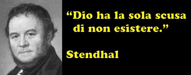 stendhal e dio