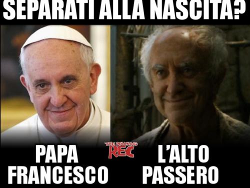 """GAMES OF """"THRONES DI PIETRO"""""""