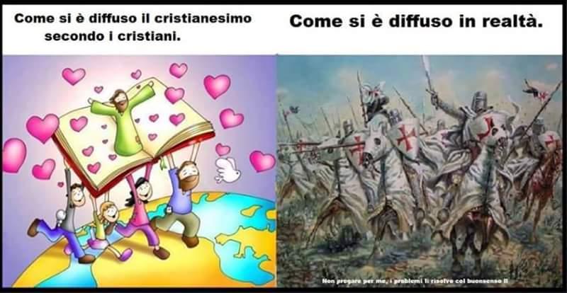 diffusione cristianesimo