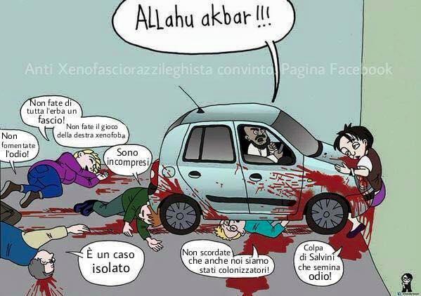 terroristi e buonisti