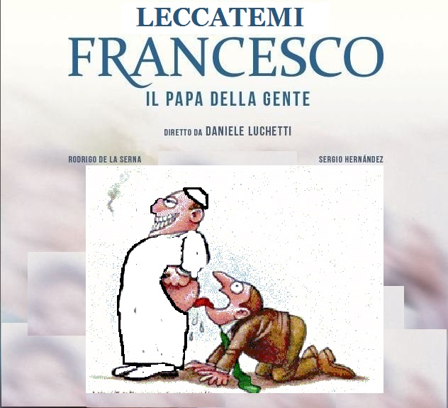leccatemi francesco
