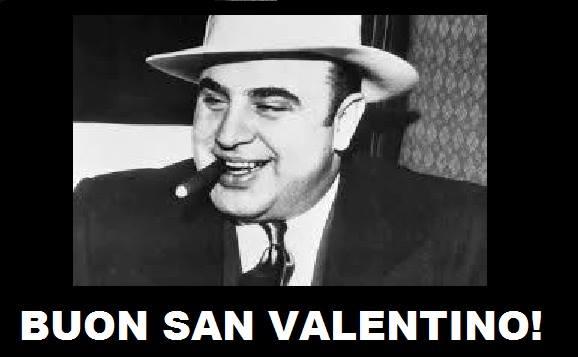al capone san valentino