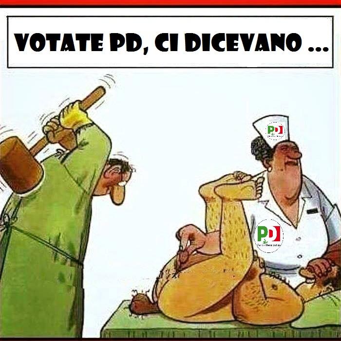 pd renzi popolo italiano